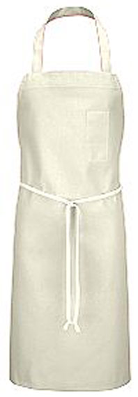 Standard Bib Apron with Pencil Pocket