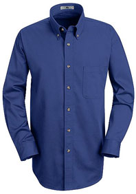 Red Kap Men's Meridian Performance Twill Shirt