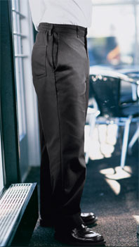 Cook Pant with Zipper Fly