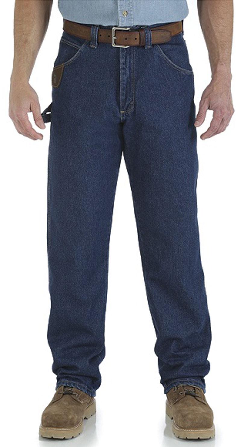 4c17de97 Wrangler® Riggs Workwear® Vintage Indigo Work Horse Jean ...
