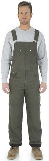Lined Bib Overall