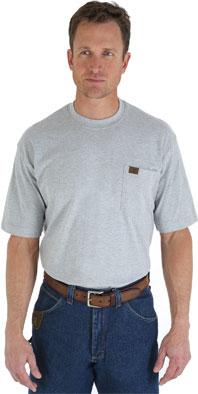 Wrangler® Riggs Workwear® Short Sleeve Pocket T-Shirt