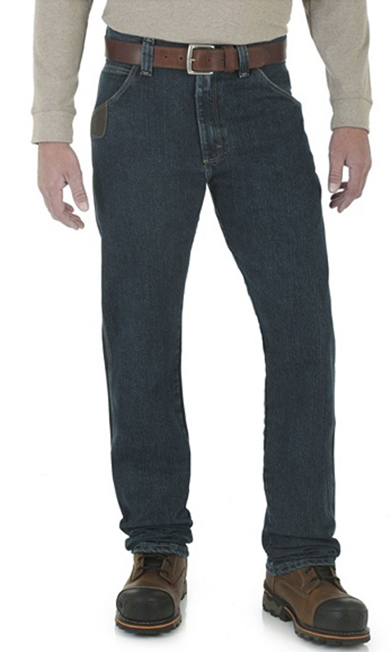 Wrangler® Riggs Workwear® Cool Vantage Five Pocket Jean