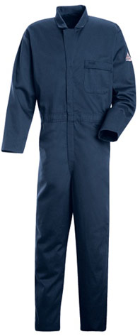 Bulwark Flame Resistant Industrial Coverall