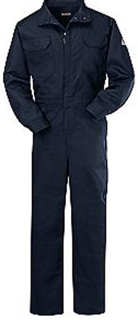 Bulwark Flame Resistant ComforTouch™ 9 oz. Deluxe Coverall