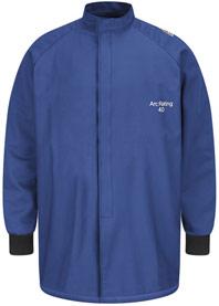 Bulwark 40 CAL/CM² Flame Resistant Short Coat