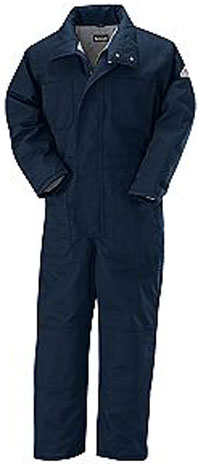 Bulwark Flame Resistant Premium Insulated Coverall