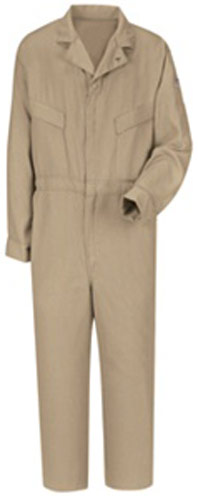 Bulwark Flame Resistant Cool Touch®2  5.8 oz. Deluxe Coverall