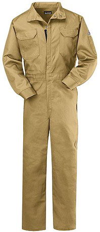 1213d43f1af1 NOMEX IIIA 4.5 oz Flame Resistant Deluxe Coverall - OCCUPATIONAL APPAREL