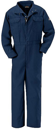 Bulwark Women's NOMEX® IIIA 4.5 oz Flame Resistant Deluxe Coverall
