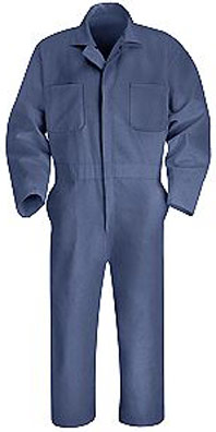 Red Kap Action Back Twill Coverall