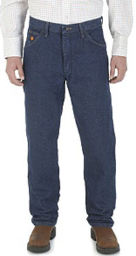 Wrangler® FR Flame Resistant Relaxed Fit Jean