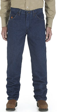 Wrangler® Flame Resistant Slim Fit Jean