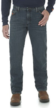 Wrangler® Flame Resistant Relaxed Fit Advanced Comfort Jean