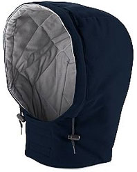 Bulwark Flame Resistant ComforTouch™ Universal Fit Snap-On Insulated Hood