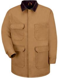 Red Kap Blended Duck Chore Coat