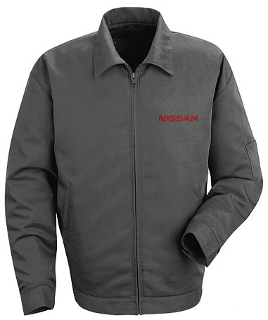 Nissan Technician Slash Pocket Jacket