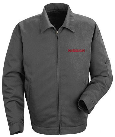 Nissan Technician Slash Pocket Jacket