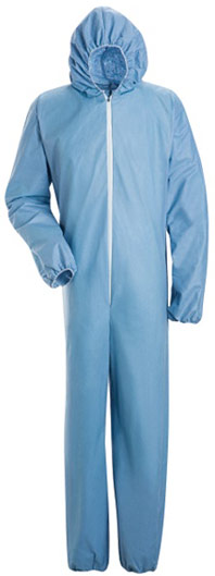 Flame Resistant Chemical Splash Coverall - One Case 20 Pieces