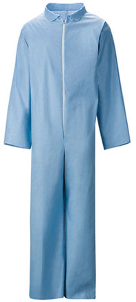 Bulwark Flame Resistant Extend® FR Disposable Coverall - One Case 20 Pieces