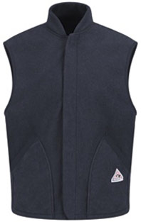 Flame Resistant Polartec® Fleece Jacket Vest Liner