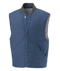 NOMEX® IIIA Flame Resistant Vest Style Jacket Liner