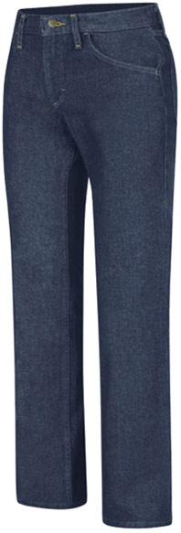 Red Kap Women's Straight Fit Jean
