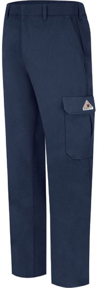 Bulwark Flame Resistant Woman's Cool Touch 7oz. Cargo Work Pant