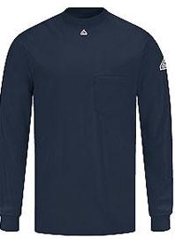 Bulwark Flame Resistant Knit Long Sleeve Shirt