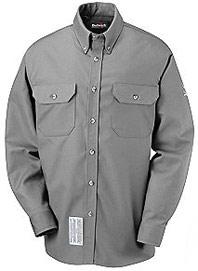 Bulwark Flame Resistant 7 oz. ComforTouch™ Dress Uniform Shirt