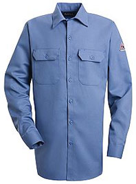 Flame Resistant ComforTouch™ Button Front Work Shirt