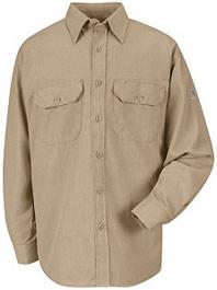 Bulwark Flame Resistant Cool Touch® 2 Uniform Shirt
