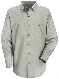 Classic Solid Auto Work Shirt