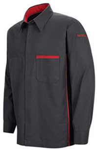 Nissan Technician Long Sleeve Shirt