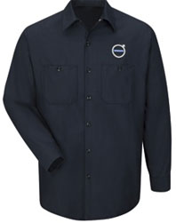 Volvo Personal Service Tech. Long Sleeve Shirt