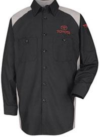 Toyota Long Sleeve Motorsports Shirt
