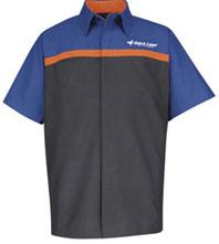 Quick Lane® Short Sleeve Technician Shirt