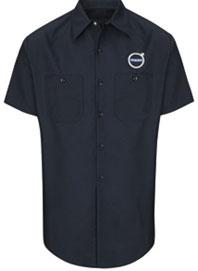 Volvo Personal Service Tech. Short Sleeve Shirt