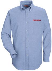 Nissan Service Advisor/Executive Long Sleeve Shirt