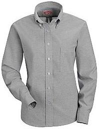 Red Kap Women's Executive Button-Down Long Sleeve Shirt