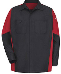 Fiat Express Technician Long Sleeve Shirt