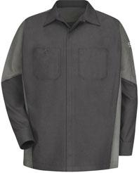 Audi® Long Sleeve Technician Shirt