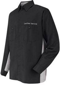 GM Certified Technician Long Sleeve Shirt