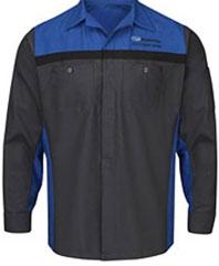 Subaru® Technician Long Sleeve Shirt SY14SU