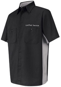 GM Certified Technician Short Sleeve Shirt