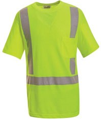 Red Kap Hi-Visibility Short Sleeve T-Shirt