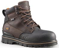 "Timberland 6"" Steel Safety Toe Waterproof"