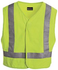 Flame Resistant Hi-Viz Safety Vest