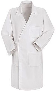 Red Kap Polyester Butcher Wrap with Pockets