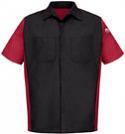 Fiat Express Technician Short Sleeve Shirt